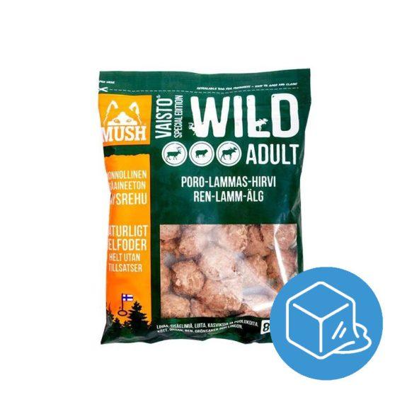 Mush Wild 800 g (rénszarvas–bárány–jávorszarvas)